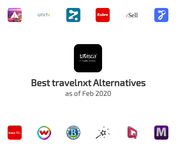 Best travelnxt Alternatives