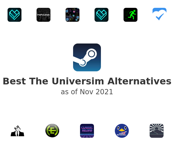 Best The Universim Alternatives