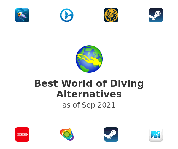 Best World of Diving Alternatives