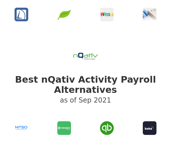 Best nQativ Activity Payroll Alternatives