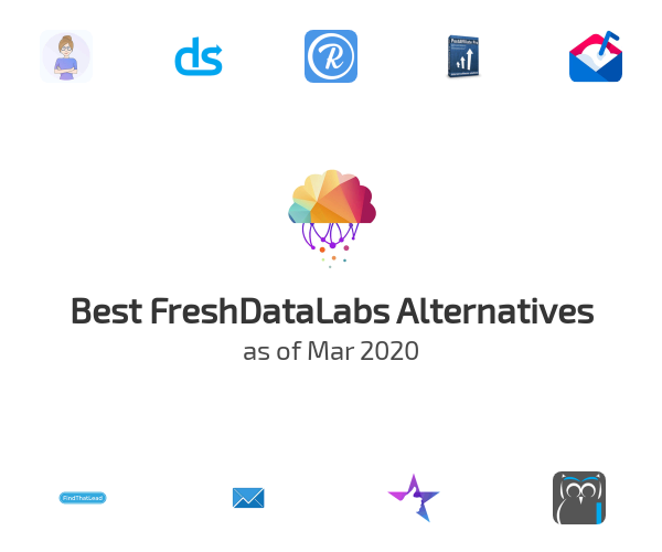Best FreshDataLabs Alternatives