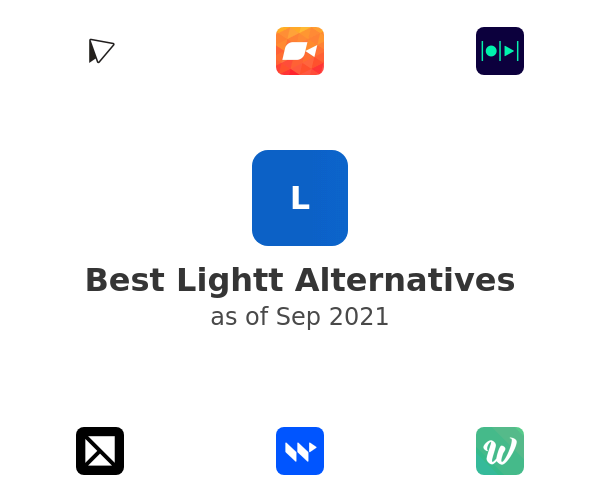 Best Lightt Alternatives
