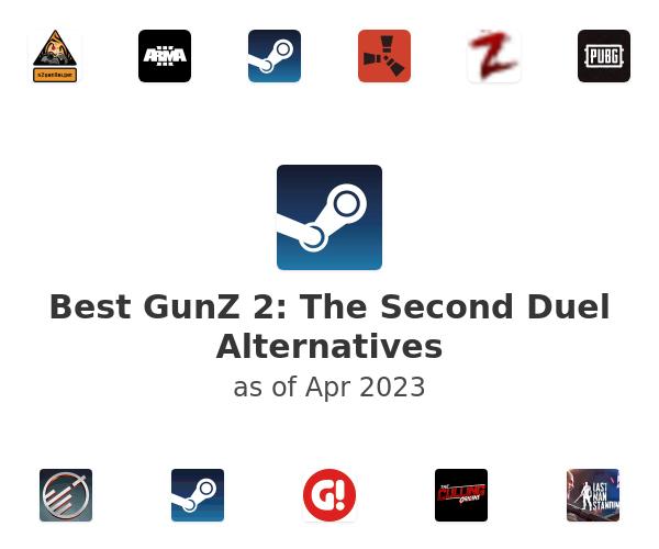 Best GunZ 2: The Second Duel Alternatives