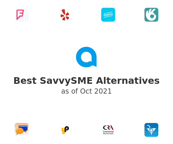 Best SavvySME Alternatives