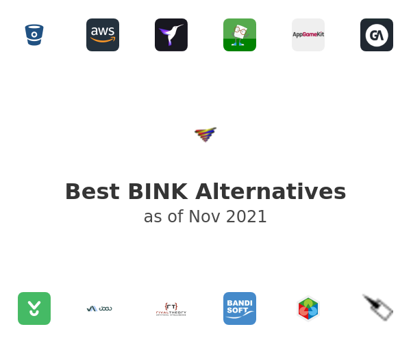 Best BINK Alternatives