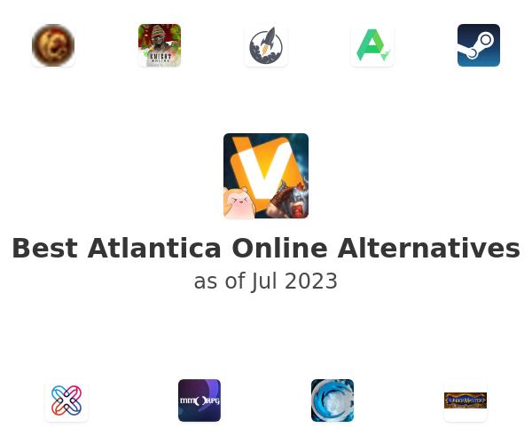 Best Atlantica Online Alternatives