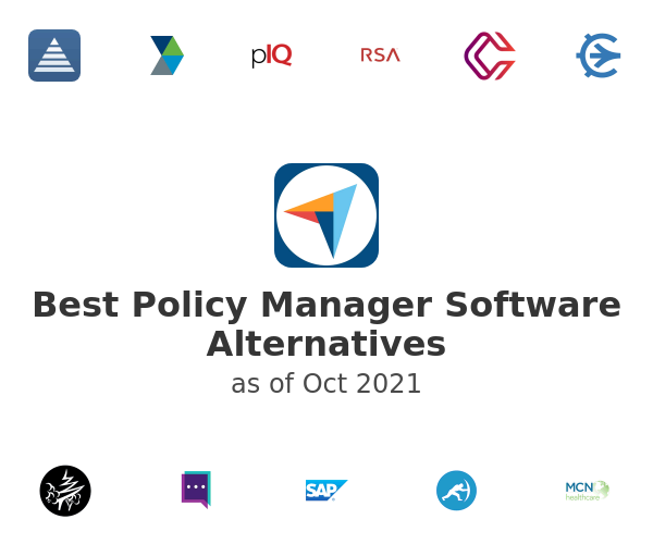 Best Policy Manager Software Alternatives