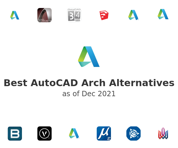 Best AutoCAD Arch Alternatives
