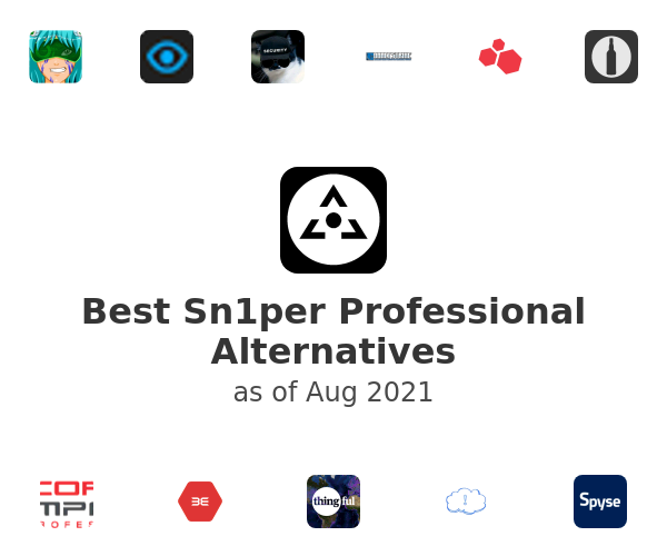 Best Sn1per Professional Alternatives