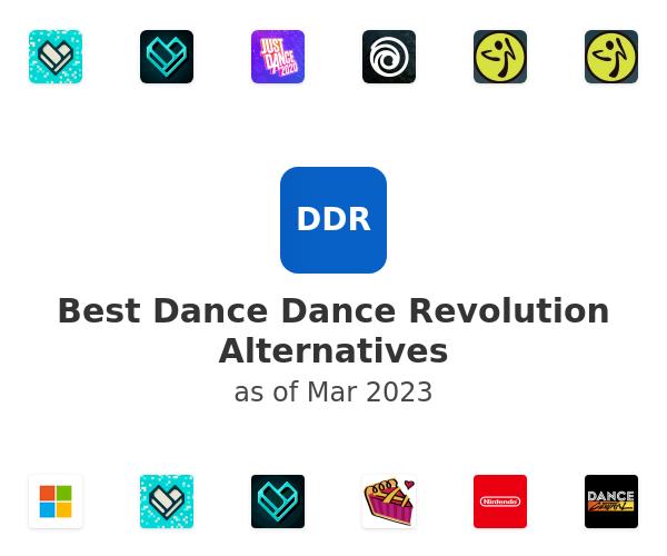 Best Dance Dance Revolution Alternatives
