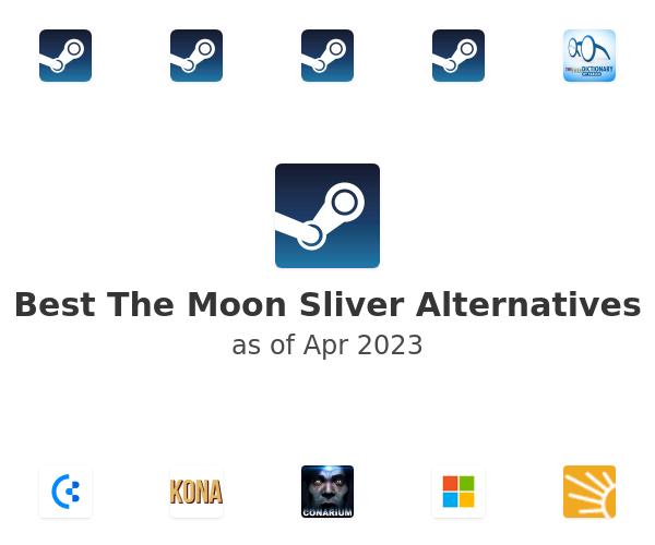 Best The Moon Sliver Alternatives