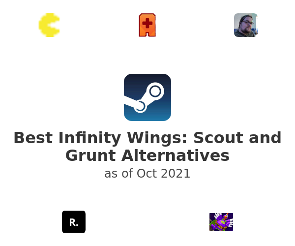 Best Infinity Wings: Scout and Grunt Alternatives