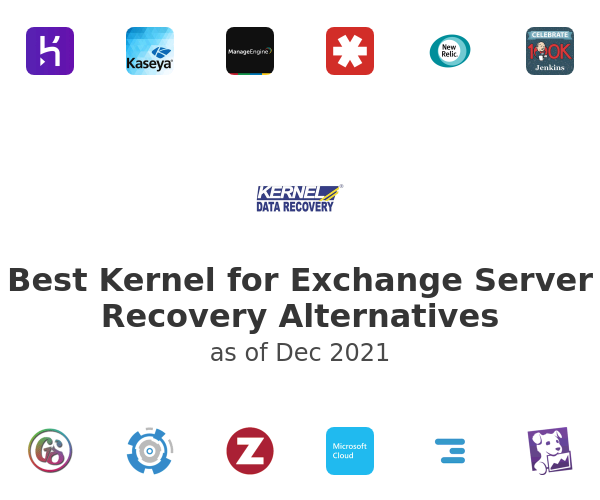 Best Kernel for Exchange Server Recovery Alternatives