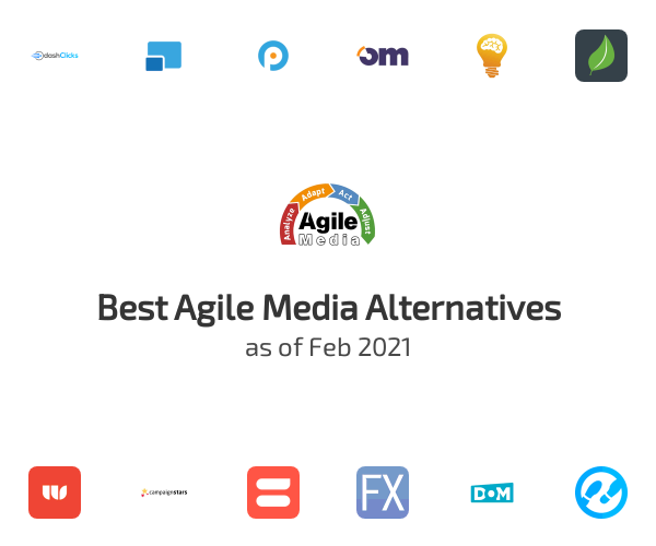 Best Agile Media Alternatives