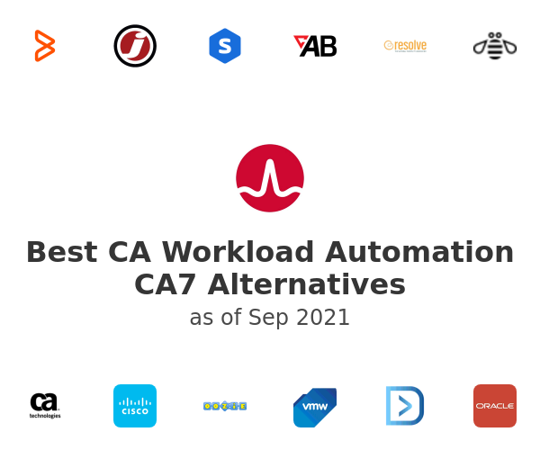 Best CA Workload Automation CA7 Alternatives