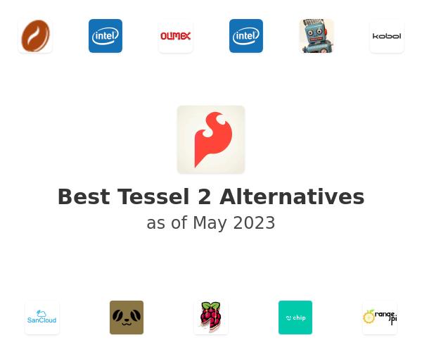 Best Tessel 2 Alternatives