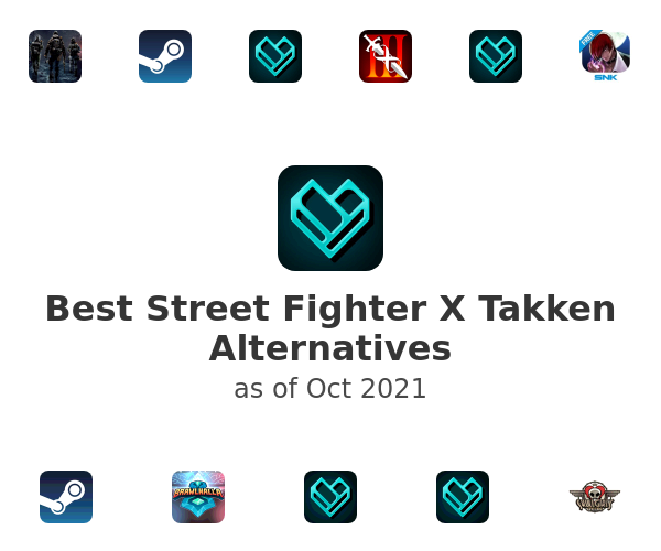 Best Street Fighter X Takken Alternatives