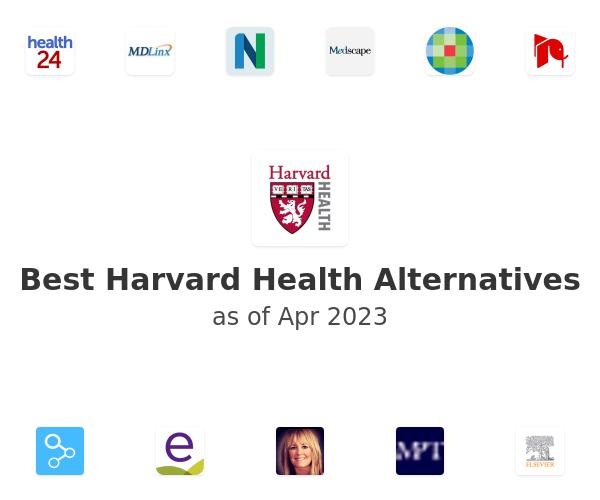 Best Harvard Health Alternatives