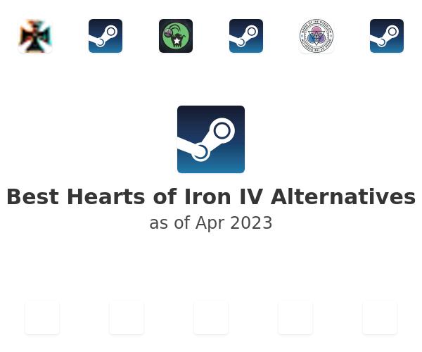 Best Hearts of Iron IV Alternatives