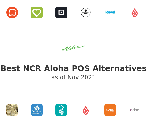 Best NCR Aloha POS Alternatives
