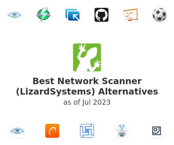 Best Network Scanner (LizardSystems) Alternatives