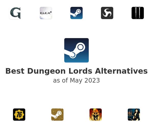 Best Dungeon Lords Alternatives