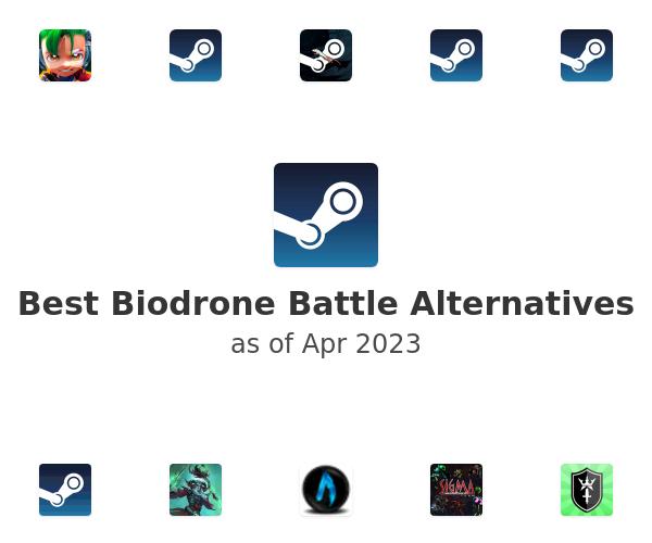 Best Biodrone Battle Alternatives
