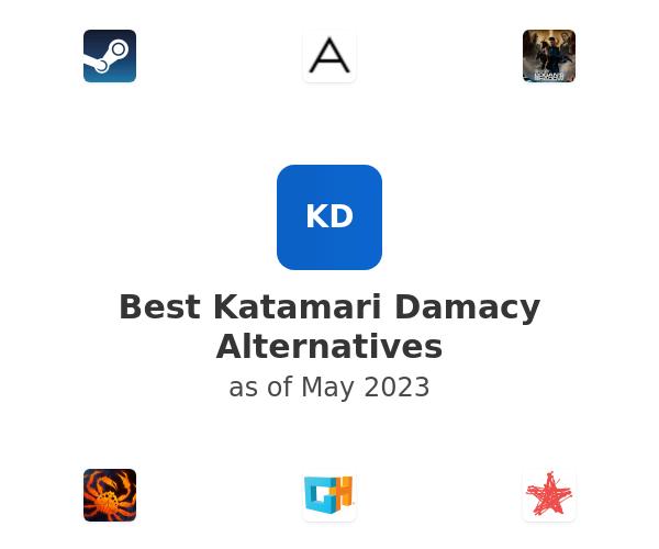 Best Katamari Damacy Alternatives