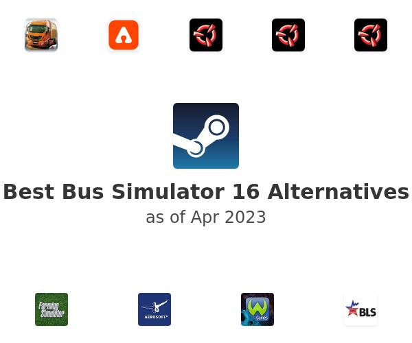 Best Bus Simulator 16 Alternatives