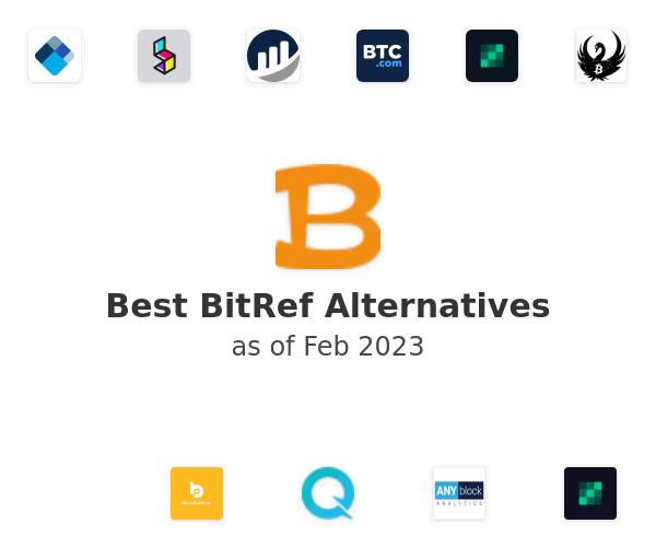 Best BitRef Alternatives