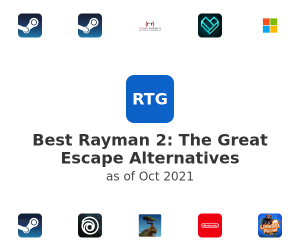 Best Rayman 2: The Great Escape Alternatives
