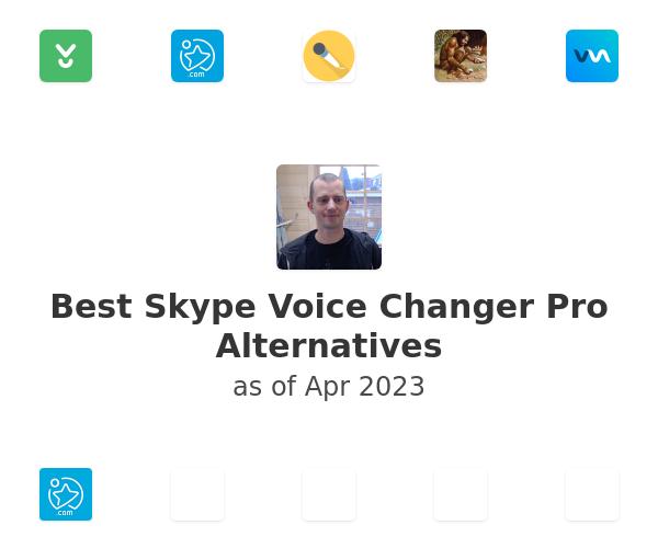 Best Skype Voice Changer Pro Alternatives
