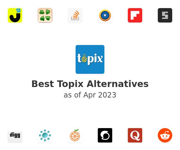 Best Topix Alternatives
