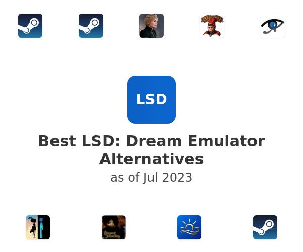 Best LSD: Dream Emulator Alternatives