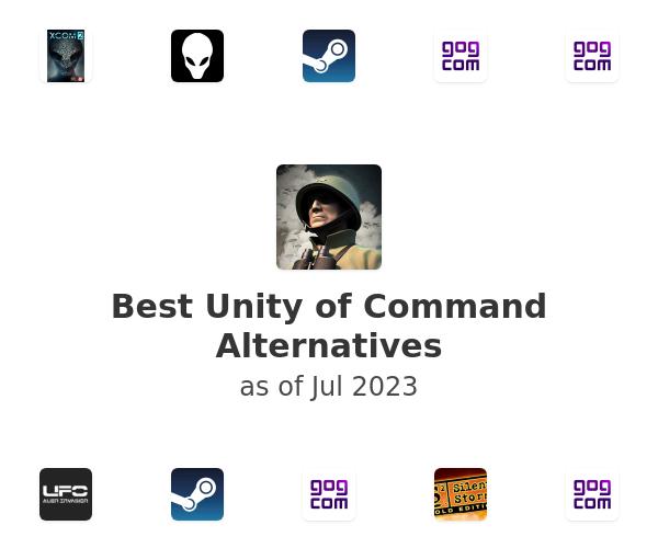 Best Unity of Command Alternatives