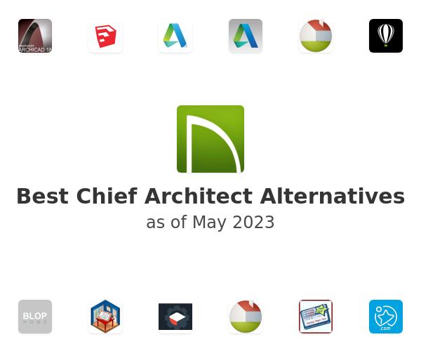 Best Chief Architect Alternatives