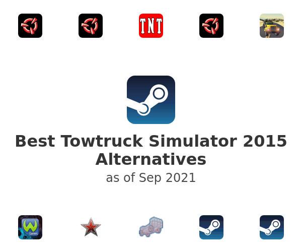 Best Towtruck Simulator 2015 Alternatives
