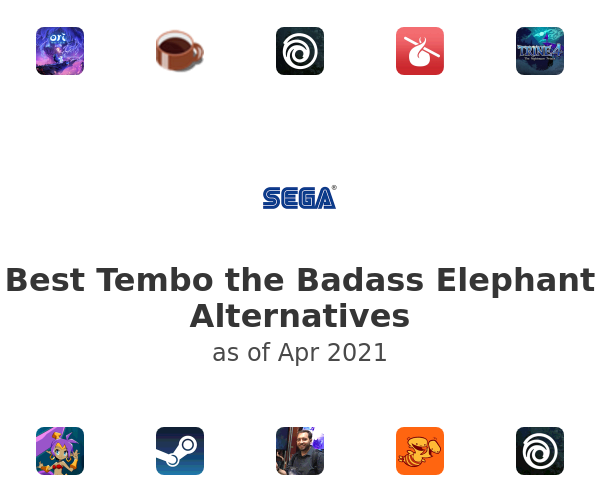Best Tembo the Badass Elephant Alternatives