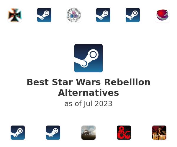 Best Star Wars Rebellion Alternatives
