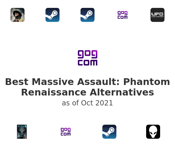 Best Massive Assault: Phantom Renaissance Alternatives