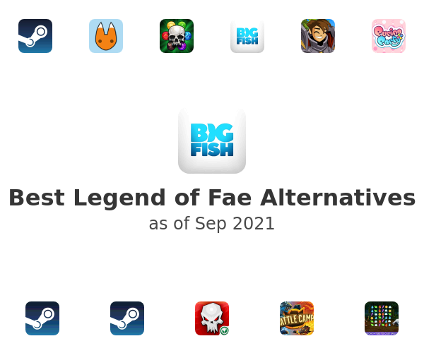 Best Legend of Fae Alternatives