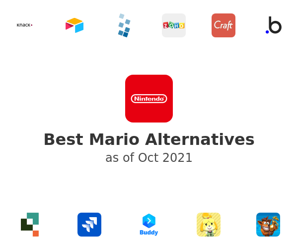 Best Mario Alternatives