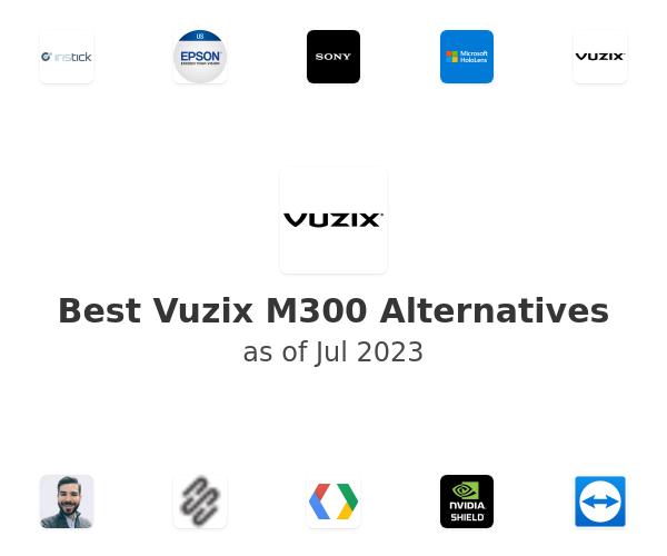 Best Vuzix M300 Alternatives