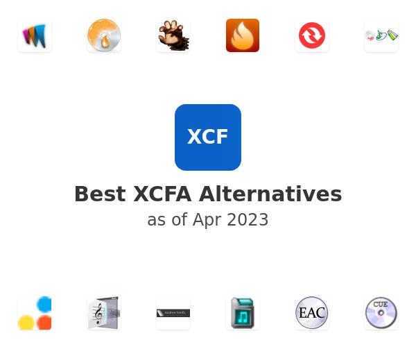 Best XCFA Alternatives