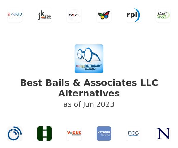 Best Bails & Associates LLC Alternatives