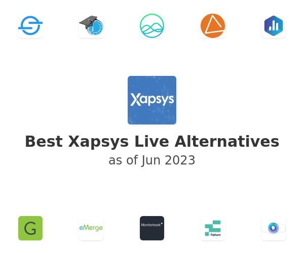 Best Xapsys Live Alternatives