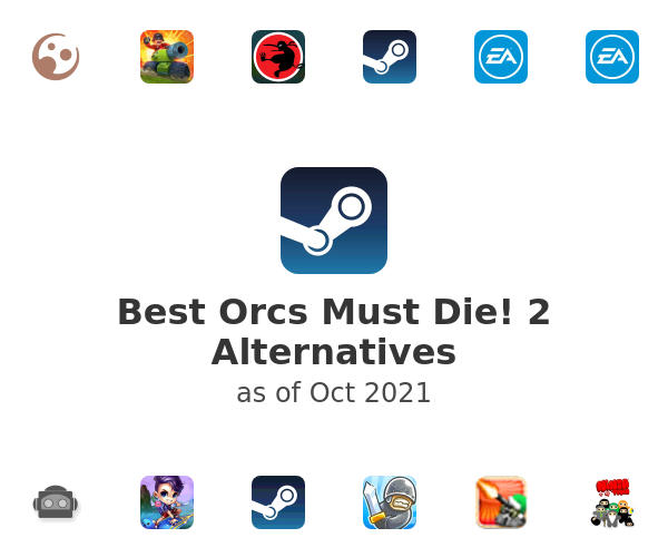 Best Orcs Must Die! 2 Alternatives