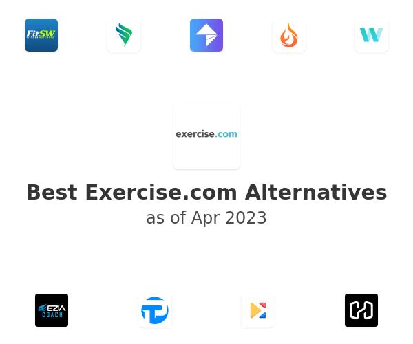 Best Exercise.com Alternatives
