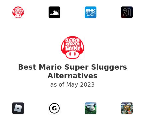 Best Mario Super Sluggers Alternatives