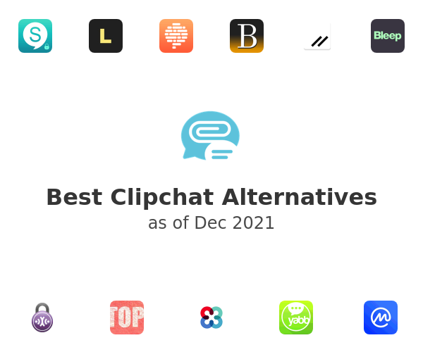 Best Clipchat Alternatives